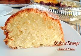 recette amour de cuisine cake a l orange et noix de coco amour de cuisine