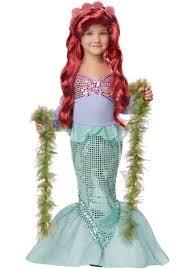 Mermaid Costumes Child Little Mermaid Costumes U0027s Mermaid Costume Escapade Uk