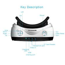 Video One 3d Buy Magicsee M1 All In One Vr Headset 3d Movie Game Virtual