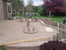 Sand For Brick Patio by Brick Paver Patio Design Installation And Maintenance Dexter
