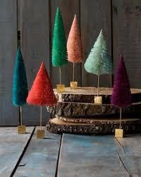 glitterville sisal umbrella trees tidings