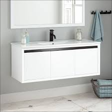 Installing A Vanity Top Furniture Fabulous Wall Mount Vanity Lowes Wall Mount Vanity