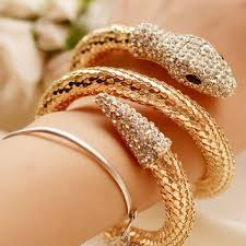 crystal snake bracelet images Ms jewelry bracelets crystal bracelets snake style bracelet in jpg