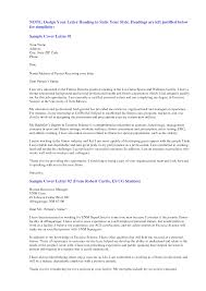 Professional Covering Letter by Here Is A Letter In The Modern Block Style With A Non Header 8