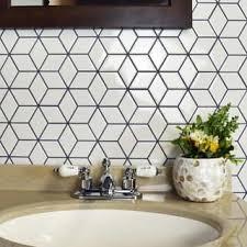 white backsplash tile for kitchen white backsplash tiles for less overstock com