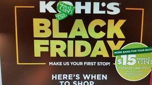 kohl s black friday 2017 sale is live wral