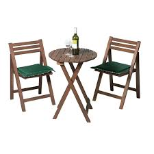 Wooden Bistro Chairs Garden Outdoor Creative Bistro Table And Chairs For Home