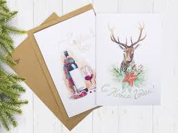 29 creative christmas cards for your inspiration