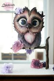 owl cake structured owl cake whoo knew mcgreevy cakes