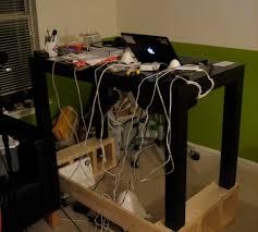 standing desk conversion platform 4 steps