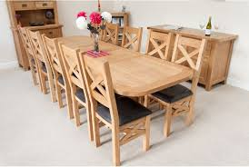 Large Extending Dining Table Best 25 Solid Oak Dining Table Ideas On Pinterest Oak Dining