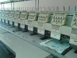 swf multi computerized used embroidery machine at rs 1450000