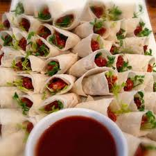duck in cuisine peking duck crepes catered fresh daily devour it catering