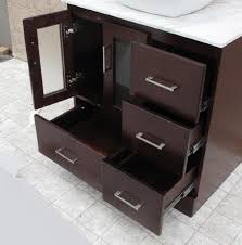 30 Inch Vanity With Drawers Furniture Hardware Resources Astoria Modern Single 30 Inch