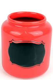 write on kitchen storage jar ceramic kitchen canister with chalk