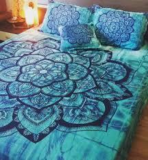bohemian bedding mandala duvet cover set bohochic bedroom