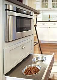 microwave in island in kitchen kitchen island with microwave drawer microwave drawer in a kitchen
