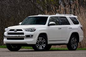 toyota limited 2014 toyota 4runner limited review photo gallery autoblog