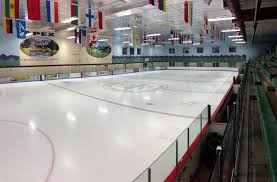ice hockey apex park and recreation district