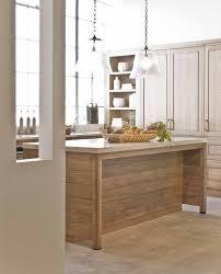 Pickled Oak Kitchen Cabinets Pickled Oak Kitchen Kitchen Transitional With White Oak Front