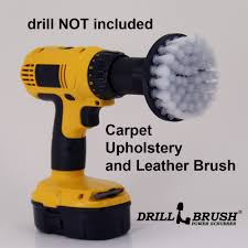 Upholstery Cleaning Brush 4