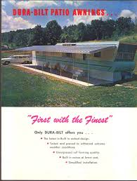 Awning For Mobile Home 329 Best Vintage Advertising Manufactured Homes Images On