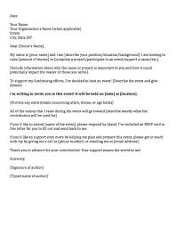 cover letter for sponsorship proposal sample sponsor letters wine