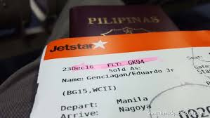 how to apply for japan tourist visa in the philippines a