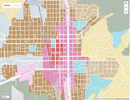 Zoning Map Chicago by Michael Curtis U2013 Planning Next