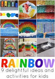 learn with play at home 9 rainbow themed activities and ideas for