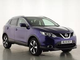 nissan dualis 2016 used nissan qashqai n connecta 2016 cars for sale motors co uk