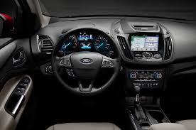 ford ranger 2017 interior refreshing or revolting 2017 ford escape motor trend