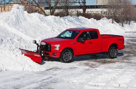 Ford Raptor Snow Truck - 2015 ford f 150 looks great with a snow plow