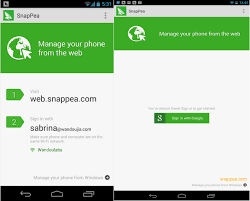 snappea apk snappea app turns your windows to android phone appcake repo