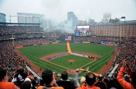creeping into opening day forecast baltimore sun