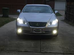 lexus es 350 for sale 2009 2007 es 350 hid u0026 led lights review xenon depot clublexus