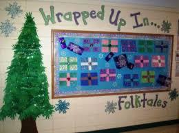 Christmas Decoration For Bulletin Board by Christmas Bulletin Board Ideas Facebook