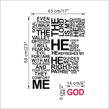 Christian Home Decor Wall Art Stickers And Decals For Cars Picture More Detailed Picture About