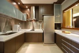 Kitchen Interior Doors Countertops Backsplash Home Decor 18 Frosted Glass Kitchen