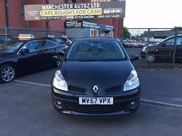 renault clio 1 2 tce 16v privilege 5dr service history in