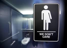 Gender Neutral Bathrooms Debate - transgender students avoid bathrooms despite health
