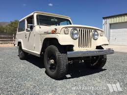 jeep commando 2016 emma in all her elegance total makeover of a 1969 jeepster commando