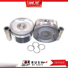 are lexus and toyota parts the same dnj p974 std size compl piston set for 05 09 lexus toyota 4 7l