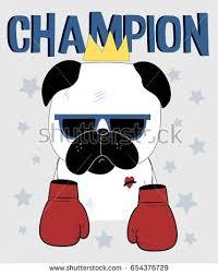 boxer dog in boxing gloves boxer stock vectors images u0026 vector art shutterstock