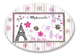 Amazon Com Paris Chic Eiffel by Amazon Com The Kids Room By Stupell Paris Madamoiselle Tres Chic
