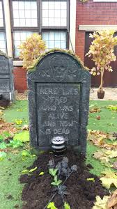 grave digger spirit halloween haunt u2013 scareflix and thrill