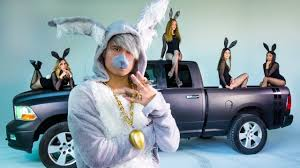 jeep easter bunny the easter bunny music video julien bam youtube