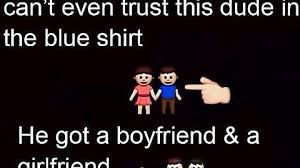 Trust No One Meme - dan the funny man on twitter can t trust nobody http t co