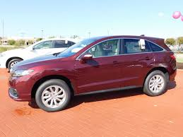 2017 used acura rdx awd at honda of fayetteville serving rogers