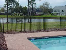 pool fencing designs swimming pool fence ideas home decor gallery